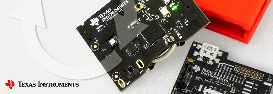 SensorTagを最新のF/Wにアップデートしよう -CCS編-の画像