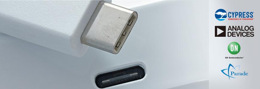 USB Type C 設計のお役立ちに!ブロック図や各ICの特長について!の画像