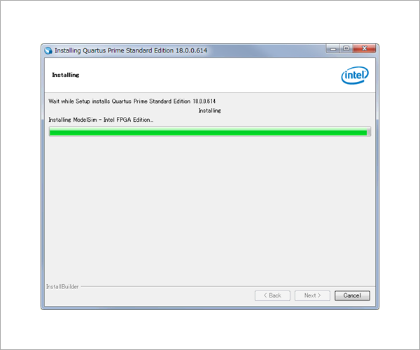 インテル® Quartus® Prime & ModelSim® - Intel® FPGA Edition の