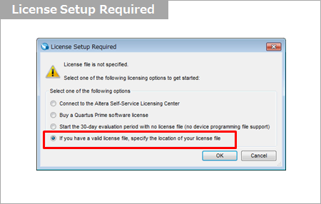 Article header 119037 license setup required  2