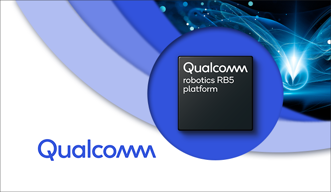 Qualcomm® Robotics RB5 Platform 開発キット